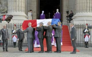 Doliu în Franța. 30 de șefi de stat, la funeraliile lui Jacques Chirac