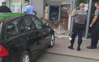 Accident bancomat