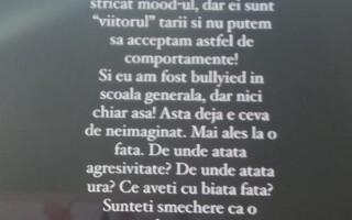 Reacția Alexandrei Stan după ce o fetiță de 13 ani a fost bătută de alte adolescente, în Tîrgu Jiu - 1