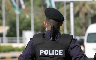 Polițist din Iordania