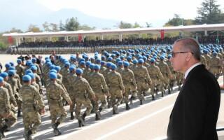 Sadat, armata privată prin care Erdogan vrea să reînvie gloria din epoca otomană