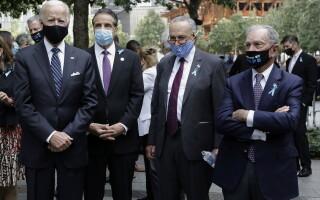 Joe Biden, Michael Bloomberg