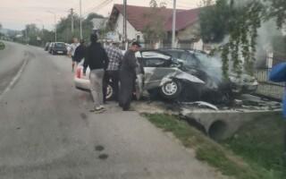 Accident Darmanesti