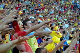 Doar 300 de romani merg sa vada Cupa Mondiala in Africa de Sud