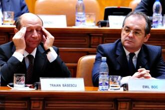 Boc si Basescu au discutat la Cotroceni problema stimulentelor
