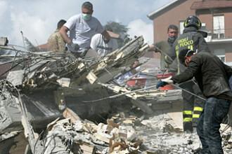 Teroare in Italia dupa cutremur! Bilantul victimelor a ajuns la 260