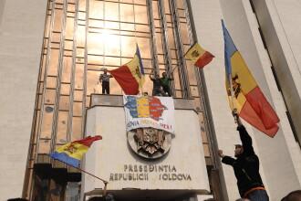 Bomba in sediul Curtii Supreme de Justitie din Chisinau!