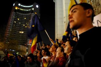 A rasunat Bucurestiul de scandarile studentilor din Moldova!
