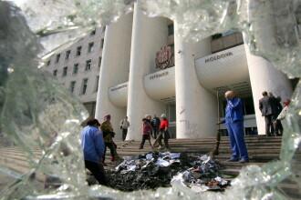 Renumararea voturilor in alegerile din 5 aprilie in R. Moldova s-a incheiat