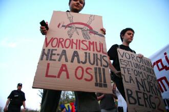Nu sunt dovezi ca Romania a fost implicata in violentele din Moldova