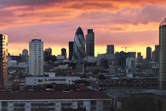 Turul Londrei, in pas alergator! La propriu!