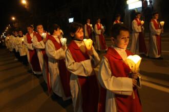 Pastele, sarbatorit in aceeasi zi si de ortodocsi si de catolici in 2010