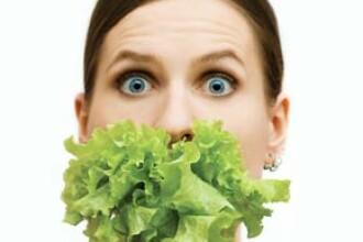 Alimentatia vegetariana te poate imbolnavi!