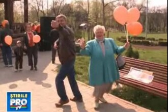 Romanii danseaza cum le canta muzica Elenei Udrea!