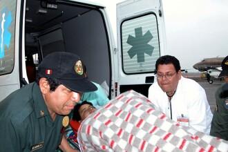 Tragedie in Peru: cel putin noua morti, dupa ce un pod s-a prabusit
