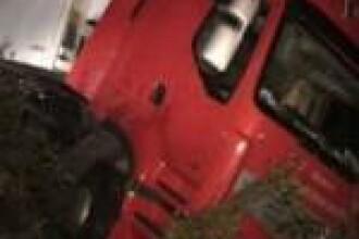 Viitor politist, mort intr-un accident produs pe o sosea din Arad. A fost izbit de un camion