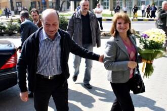 Traian Basescu, pretutindeni: