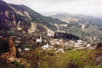 4.000 de romani din Rosia Montana doresc inceperea exploatarii miniere!