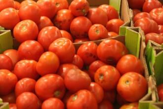 Legume toxice. 20 de tone de rosii cu pesticide au ajuns in Romania