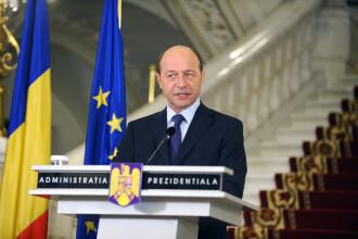 Basescu: Imi pasa de greva din invatamant si de elevii batjocoriti