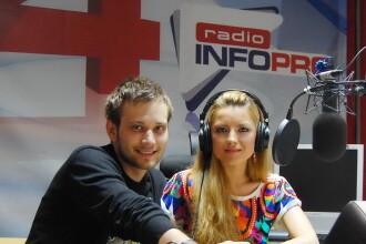 Elena Gheorghe da ultimele detalii despre Eurovision la Radio InfoPro!