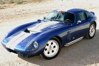 Legendara Shelby Cobra Coupe, scoasa la licitatie