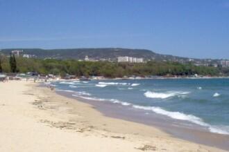 Turistii de pe litoral s-au bucurat de primul bronz adevarat din acest an