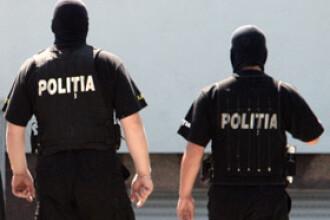 Ofiter de la Crima Organizata din Politia Capitalei, retinut de DNA