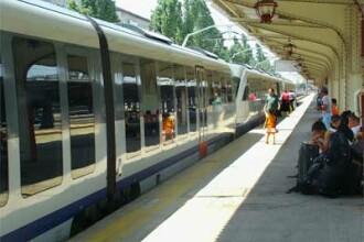 Biletele de tren pot fi cumparate si online!