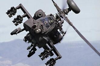 Tragic: doua elicoptere columbiene s-au ciocnit in zbor