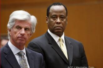 E oficial! Conrad Murray va fi judecat pentru moartea lui Michael Jackson