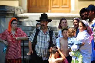 Regele Cioaba propune companiilor frantuzesti din Romania sa angajeze rromi