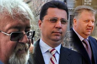 Costiniu, Casuneanu si Locic- arestati pentru 29 de zile!