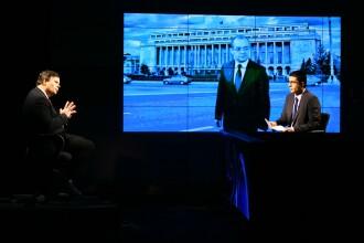 """Jeffrey Franks, seful FMI in Romania, la """"Dupa 20 de ani"""". VEZI EMISIUNEA"""
