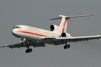 Peste 100 de pasageri au refuzat sa zboare cu un Tupolev, in Franta!