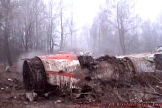 Rudele victimelor accidentului de la Smolensk isi identifica mortii!