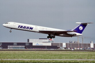In 1980, un avion Tarom implicat intr-un accident similar cu cel din Rusia