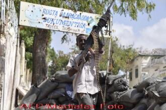 Batuta, infometata si violata. Ororile prin care a trecut o jurnalista rapita in Somalia. VIDEO