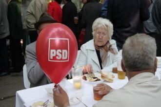 PSD se transforma: fara mici si bere de 1 Mai muncitoresc!