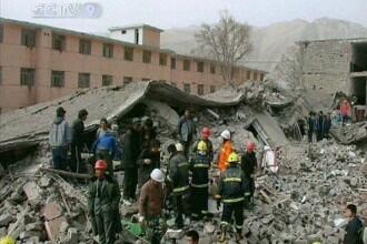 Efectele Super Lunii? Un alt cutremur in China: 19 morti, 174 de raniti