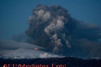 Al doilea nor de cenusa, deasupra Romaniei! Traficul aerian, blocat
