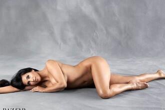 Kim Kardashian si posteriorul ei celebru. Cica e... SUCULENT! Vezi VIDEO