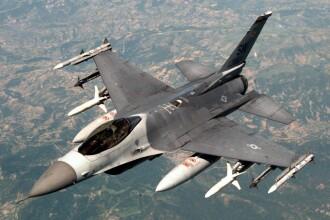 Avion NATO, afectat de norul de cenusa!