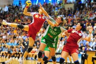Oltchim are sansa intai in finala Ligii Campionilor: joaca returul acasa