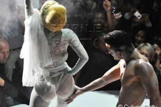 Lady Gaga i-a socat pe japonezi!
