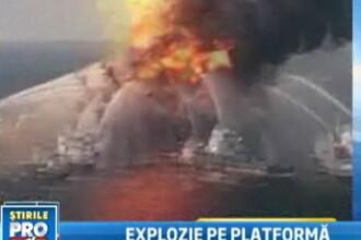 Stare de alerta in SUA! Pata de petrol din Golful Mexic s-a extins!