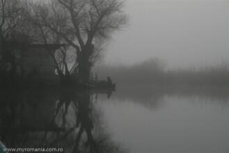 Barbat dat disparut, dupa ce barca in care se afla s-a rasturnat in Delta