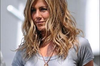 Jennifer Aniston spune ca logodnicul ei ii interzice sa faca operatii estetice