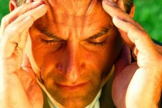 Studiu: Migrenele provoaca modificari permanente in creier