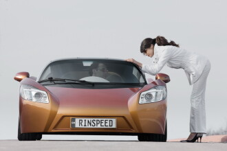 GALERIE FOTO. Bulgarii scot prima masina electrica. Vezi cum arata